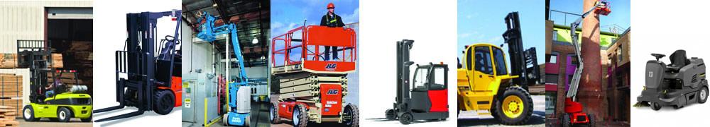 Welcome to Lift Truck Sales & Service | Clark, Doosan, Genie, JLG